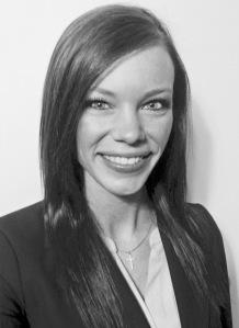 Erika Kepler Headshot BW