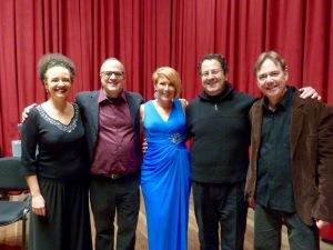 UFRGS recital colleagues