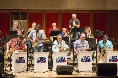 Jazz Camp in the Strauss Performing Arts Center. June 14, 2016