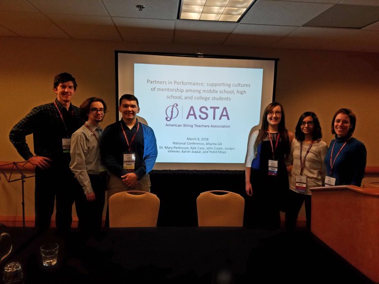ASTA Conference 3-8-18