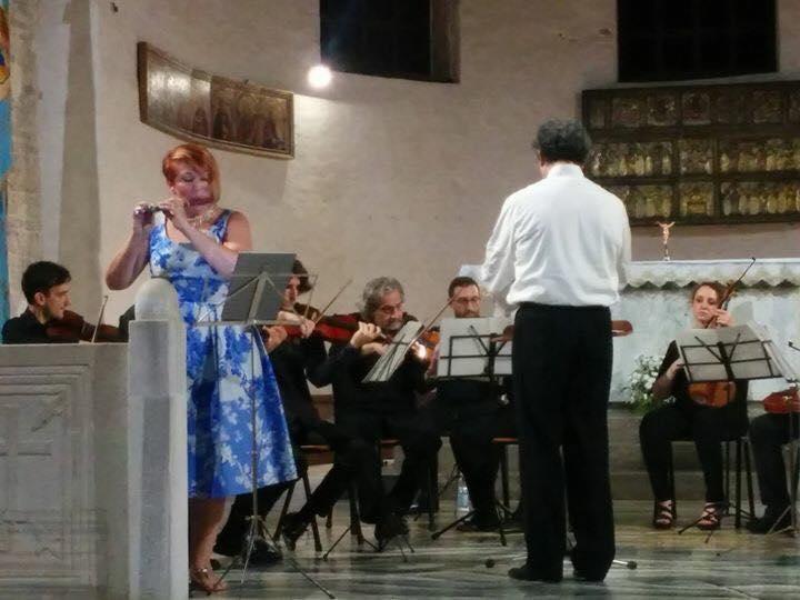 IPF concerto