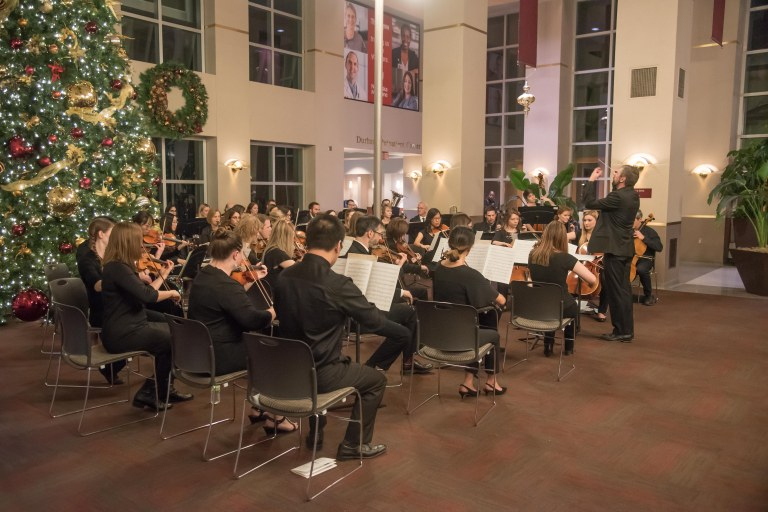 Nebraska Medical Orchestra Inaugural Holiday Concert 2018-4285