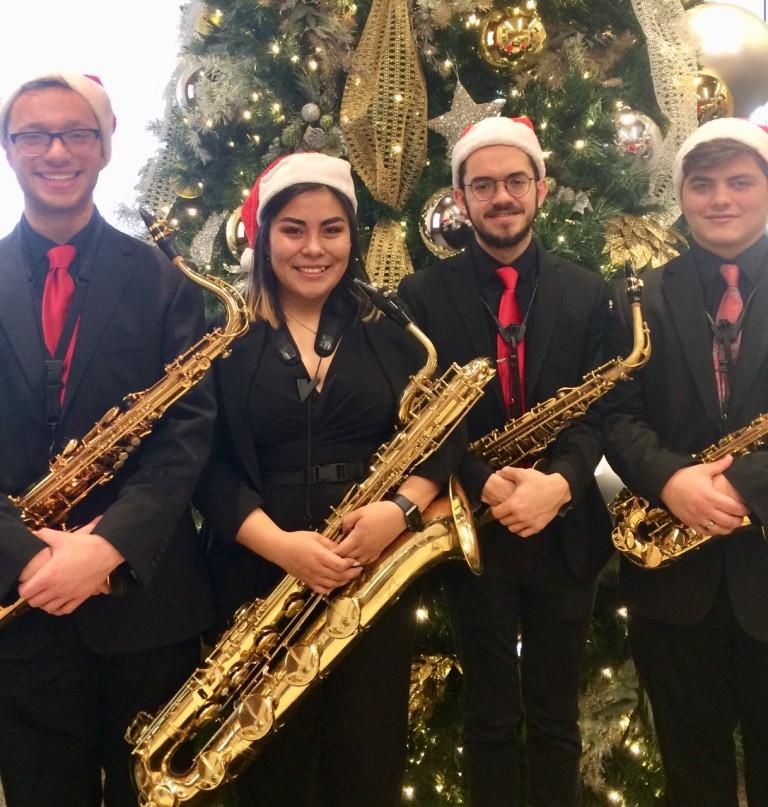 Saxophones 12-5-19 SH