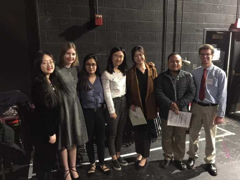 South High School outreach Fall 2019